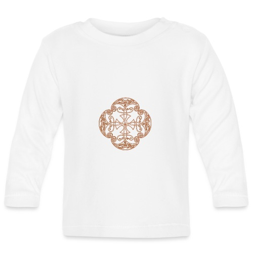 Anglian gold (Mellowed) - Baby Long Sleeve T-Shirt