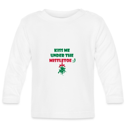 mistletoe - Baby Langarmshirt