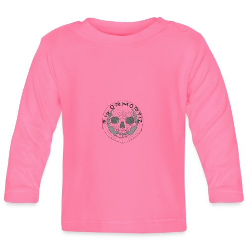 Rigormortiz Wear - Baby Long Sleeve T-Shirt