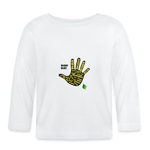 MinKroppMinrätt - Långärmad T-shirt baby