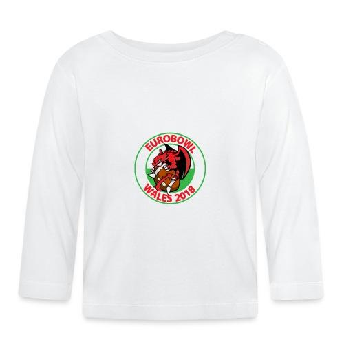 Eurobowl Wales 2018 - Baby Long Sleeve T-Shirt