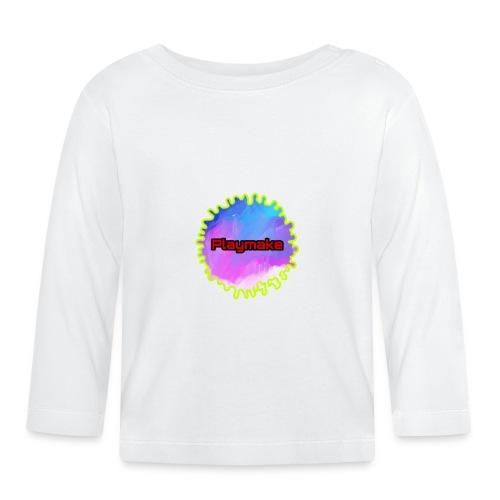 PLAYMAKE - Langarmet baby-T-skjorte