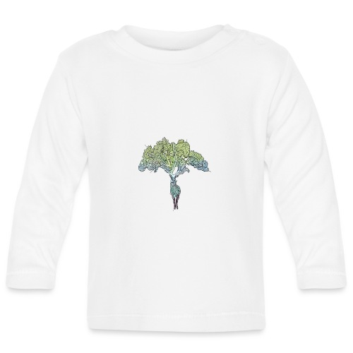 Treedeer - Baby Long Sleeve T-Shirt