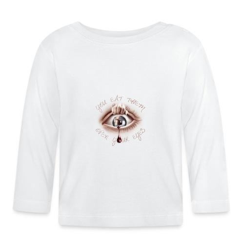 Open your Eyes - T-shirt manches longues Bébé