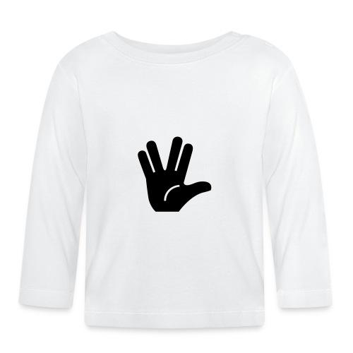 Live long and prosper - T-shirt manches longues Bébé