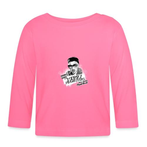 The Merry Pranksters Standard - Black T-Shirt - Baby Long Sleeve T-Shirt