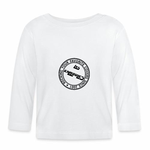 Badge - T-shirt manches longues Bébé