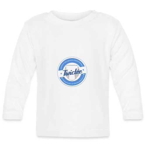 logo twictee - T-shirt manches longues Bébé