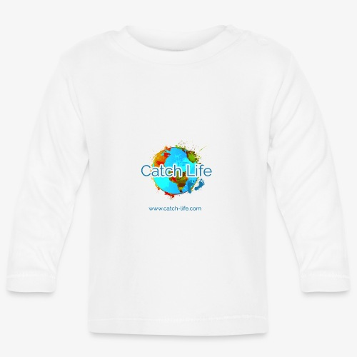 Catch Life Color - Baby Long Sleeve T-Shirt