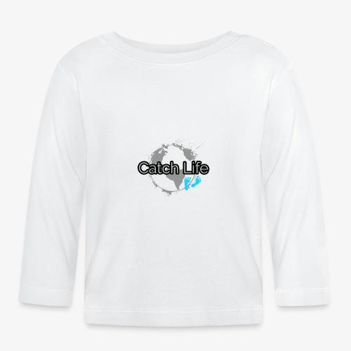 Catch Life Black - Baby Long Sleeve T-Shirt