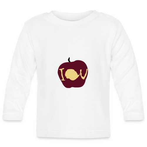 IOU (Sherlock) - Baby Long Sleeve T-Shirt