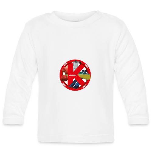 logoforeskil - Baby Long Sleeve T-Shirt