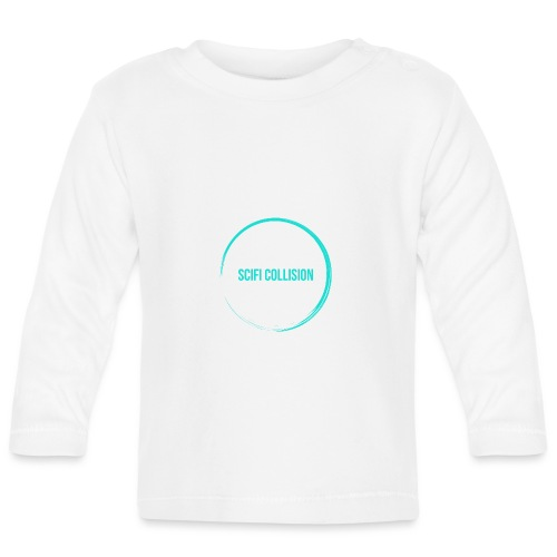 Sea Blue Logo - Baby Long Sleeve T-Shirt