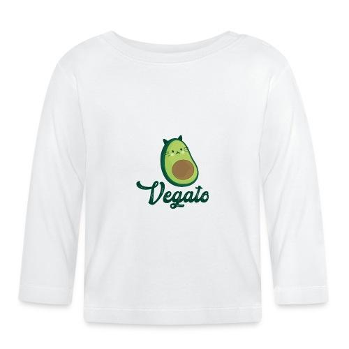Vegato - Camiseta manga larga bebé
