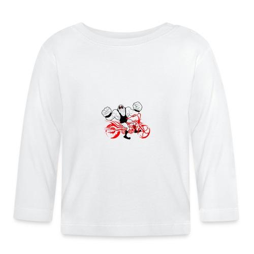 wsa bike - Baby Langarmshirt