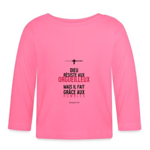 Humbles - T-shirt manches longues Bébé