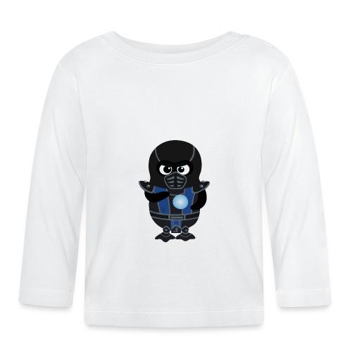 Pingouin SubZero - T-shirt manches longues Bébé