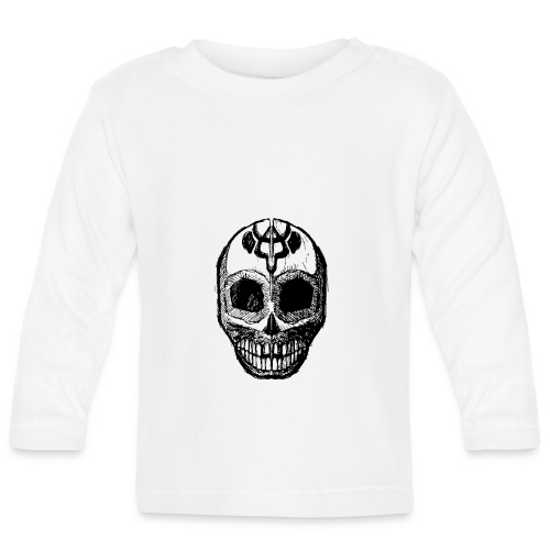 Skull of Discovery - Baby Long Sleeve T-Shirt