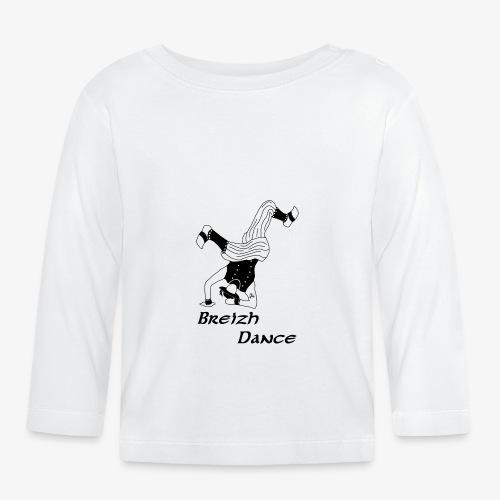 BZH Atipik Design - Breizh Dance - T-shirt manches longues Bébé