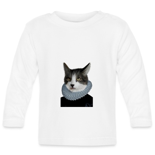 Noble Cat - Baby Langarmshirt