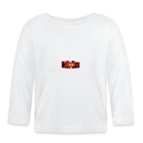Hello Class - Baby Long Sleeve T-Shirt