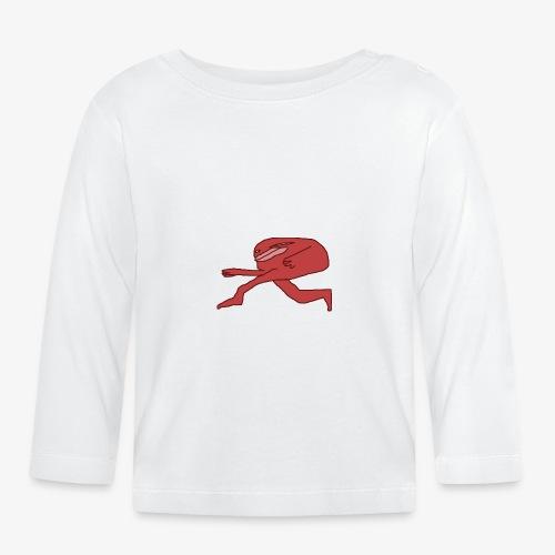 mesquin dude - T-shirt manches longues Bébé