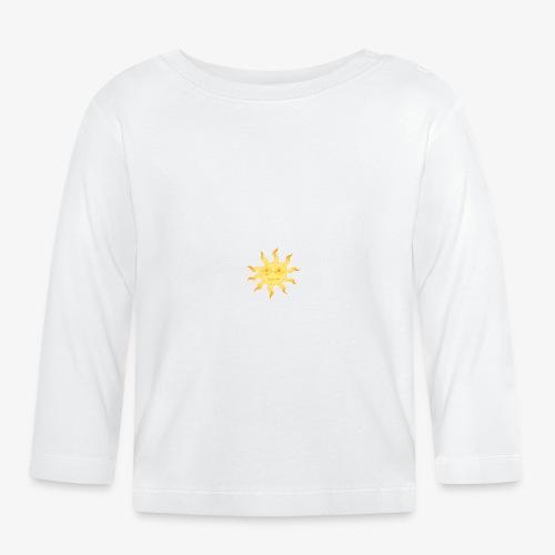 soleil - T-shirt manches longues Bébé