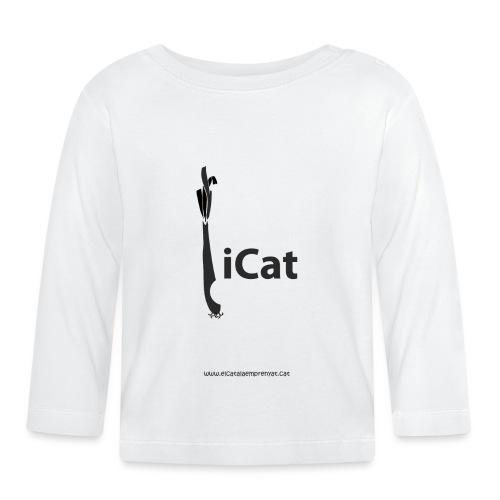 iCat - Camiseta manga larga bebé