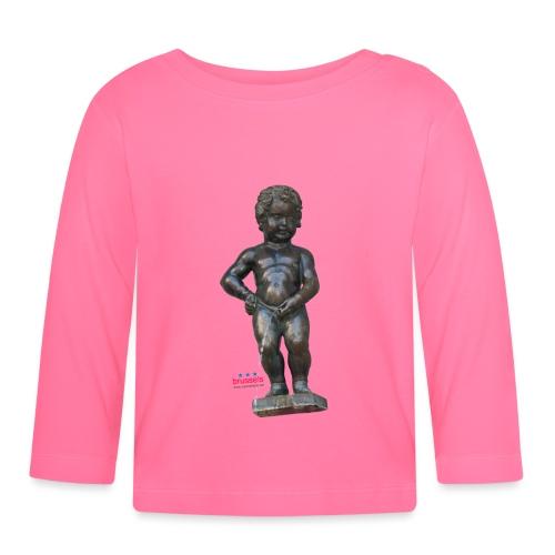 BiG REAL mannekenpis ♀♂ | 小便小僧 - T-shirt manches longues Bébé