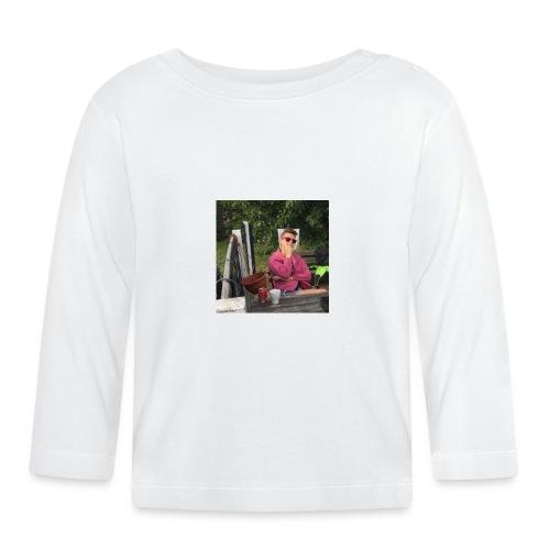 14484925 10209554910602420 3087937525797545518 n - Langærmet babyshirt