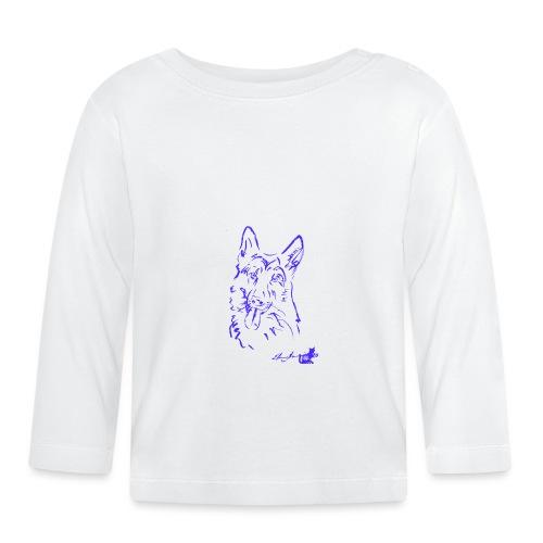 PASTORE TEDESCO VIOLA - Maglietta a manica lunga per bambini