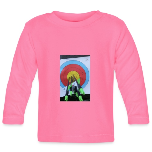F1C5C2F0 28A3 455F 8EBD C3B4A6A01B45 - Langarmet baby-T-skjorte