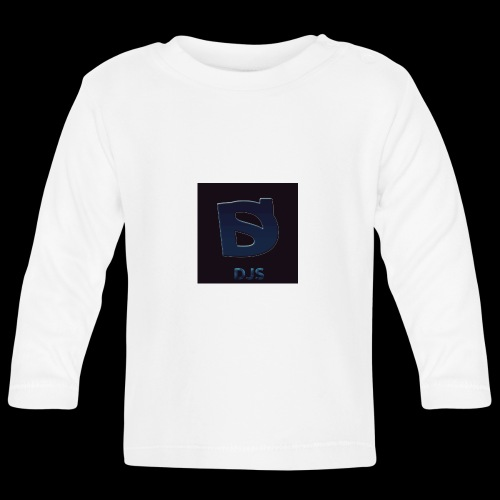 DJS_Logo - Baby Long Sleeve T-Shirt