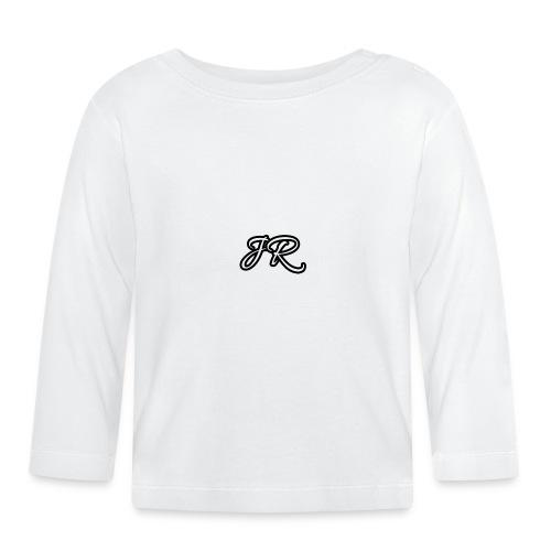 JR Logo Mens T-Shirt - Baby Long Sleeve T-Shirt