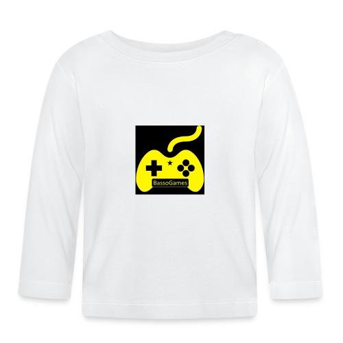 BassoGames Logi - Baby Long Sleeve T-Shirt
