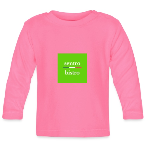 Sentro bistro - T-shirt manches longues Bébé