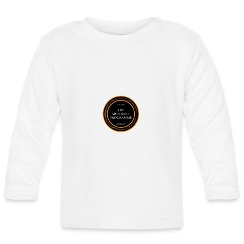 Aberrent Founders Logo - Baby Long Sleeve T-Shirt