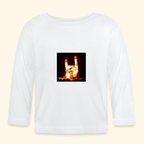 fingers bomb - T-shirt manches longues Bébé