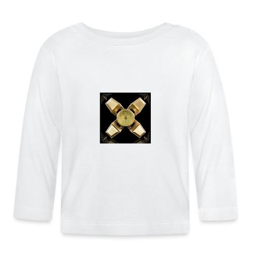 Spinneri paita - Vauvan pitkähihainen paita