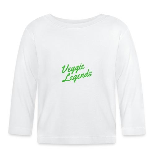 Veggie Legends - Baby Long Sleeve T-Shirt