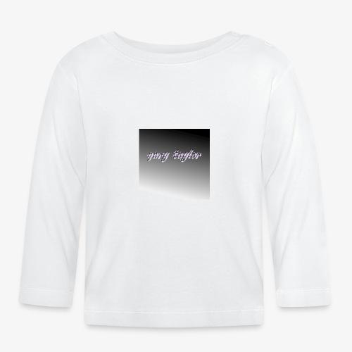 gary taylor OFFICIAL .e.g - Baby Long Sleeve T-Shirt