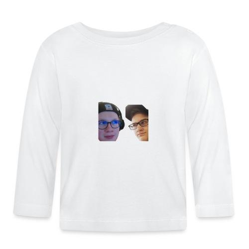 Ramppa & Jamppa - Vauvan pitkähihainen paita