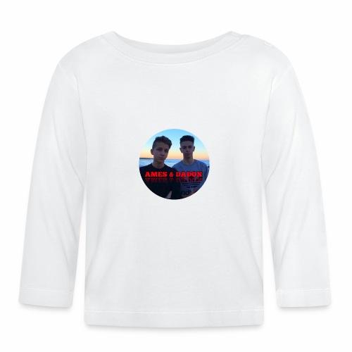 AMES & DADOX - Maglietta a manica lunga per bambini