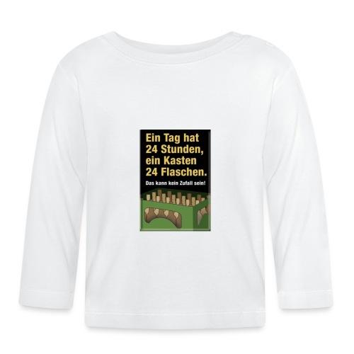 Bauern Sprüche - Baby Langarmshirt