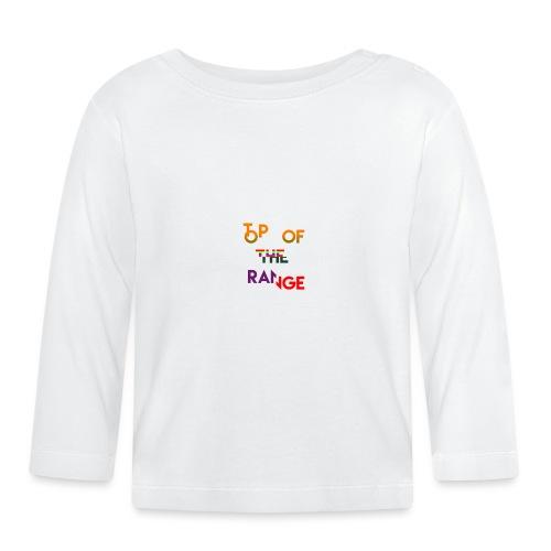 top of the range - Koszulka niemowlęca z długim rękawem