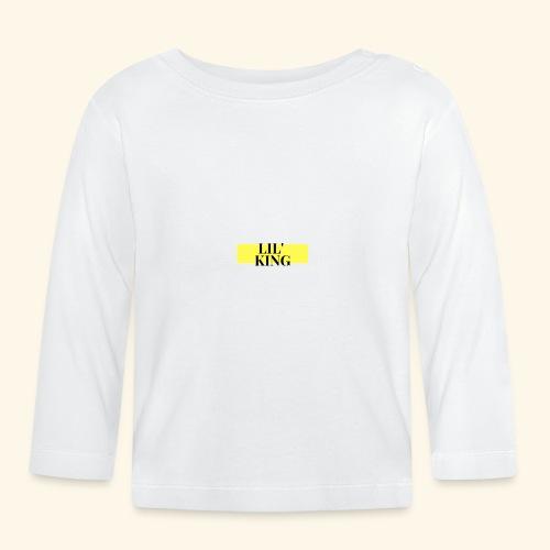 LIL KING - Camiseta manga larga bebé