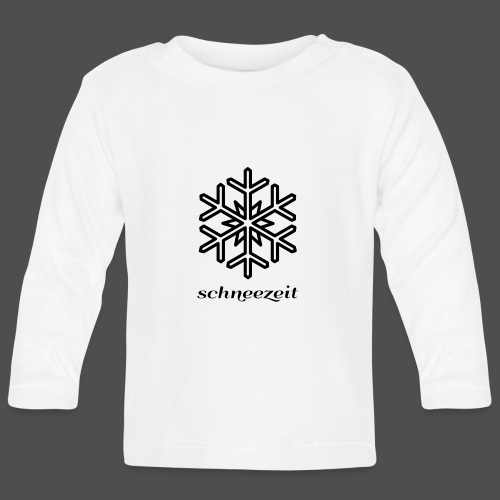 snowflake - Baby Long Sleeve T-Shirt