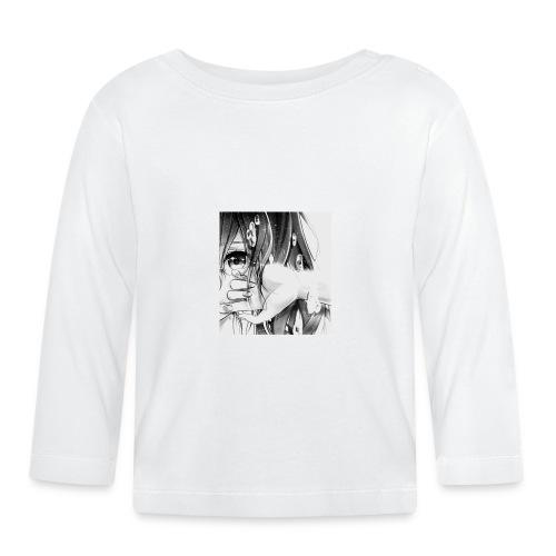 anime - Camiseta manga larga bebé