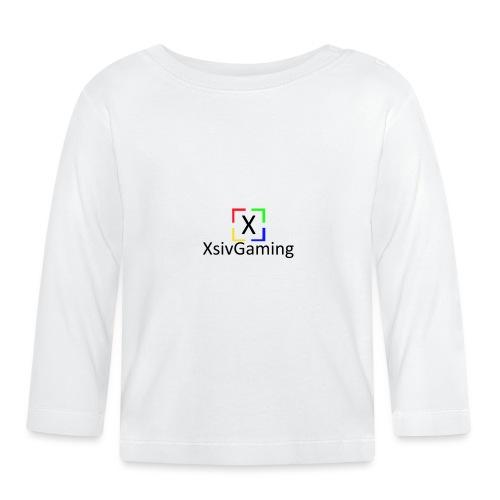 XsivGaming Logo - Baby Long Sleeve T-Shirt