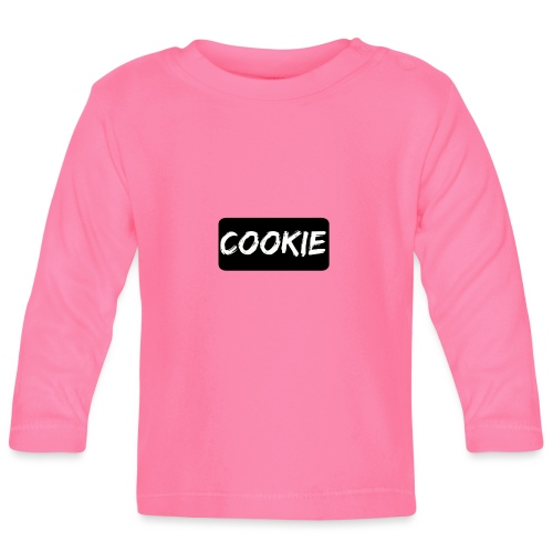 Negro de la galleta - Camiseta manga larga bebé